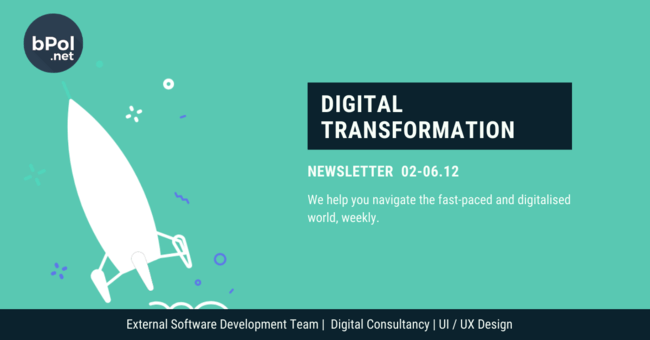 Digital Transformation Newsletter